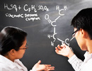 Building a Combinatorial Library: ChemDraw, ChemACX, & ChemFinder as Tools for Organic Synthesis
